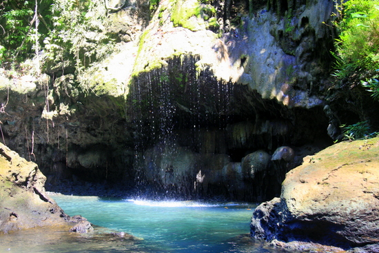 Green Canyon near Pangandaran - worthy of a visit