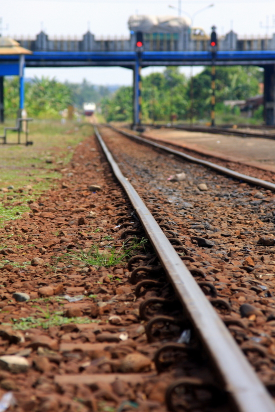 Railways in Java are fast and efficient