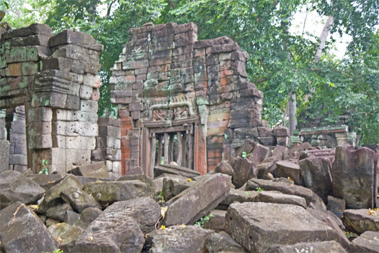 The fabulous Banteay Chhmar.