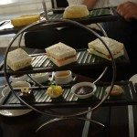Afternoon tea, at the sadly closed now Hotel de la Paix