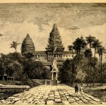 Angkor Wat by Henri Mahout
