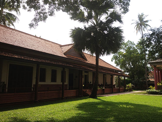 Centre for Khmer Studies research library