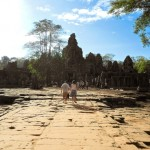 Treacherous: The famous Angkor Thom Trip Hazard