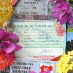 Cambodian Visa: your passport to a whole world of wonder