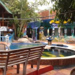 utopia swimming pool, sihanoukville cambodia