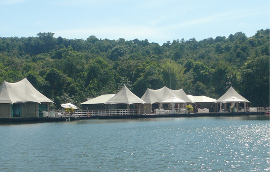 4 rivers floating lodge, koh kong cambodia