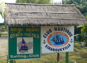 "The world's least exclusive ""sailing club""?"