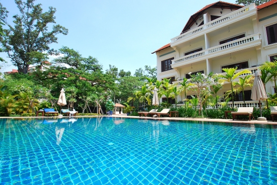 Swimming Pools In Siem Reap Part 2