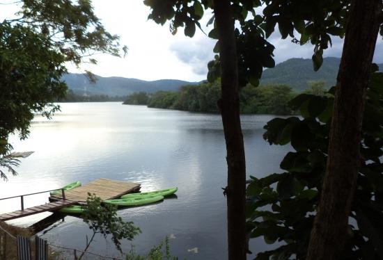 Kampot kayaks crave crew.