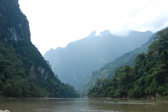 Stunning Laos awaits...