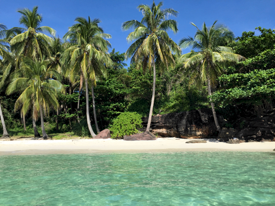 Loved the beaches in Cambodia? You'll find more just over the border in Vietnam.