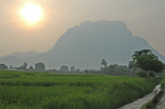 Chiang Dao scenes