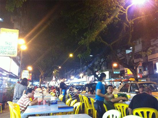 We adore Jalan Alor.