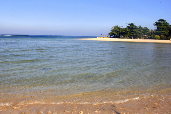 Ujung Genteng is a place for relaxation