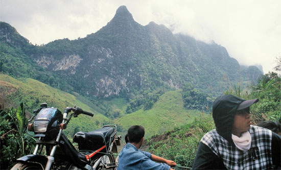 Insurance: Does your cover include  riding on the roof of the bus from Vang Vieng to Luang Prabang? If so, do it!