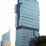 Modern architecture is starting to make an impact in Jakarta