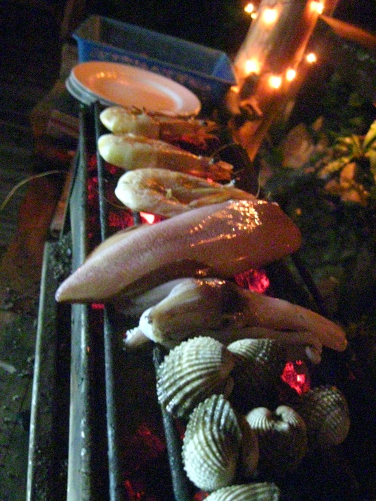 A Christmas Eve Feast on Ko Chang!