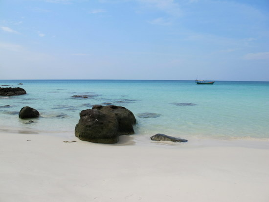 You can't go wrong with Koh Rong.