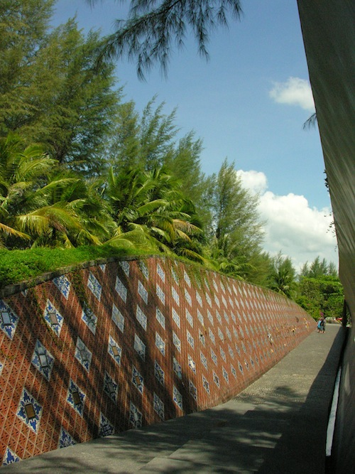 If in the area, take a day to reflect at the Ban Nam Kem Tsunami Memorial.