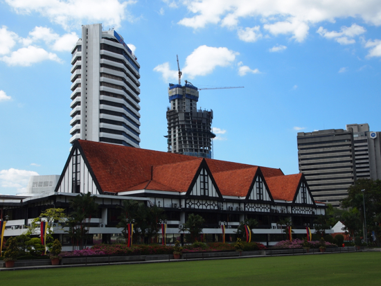 A little piece of KL will always be mock Tudor.