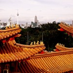 If temples aren't your thing, you'll still enjoy the view from Thean Hou