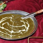 The palak paneer steals the show at Sagar