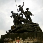 Malaysia&#039;s history and warriors remembered