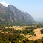 Vang Vieng really is a beautiful place