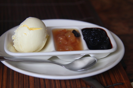 The food in Luang Prabang is fantastic with a large range of restaurants to choose from.