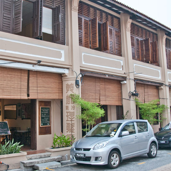 Affordable heritage at Cintra.