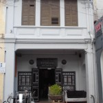 Ryokan Hostel on Muntri Street