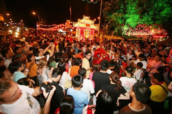 Hokkien New Year (photo courtesy of Penang Global Tourism).