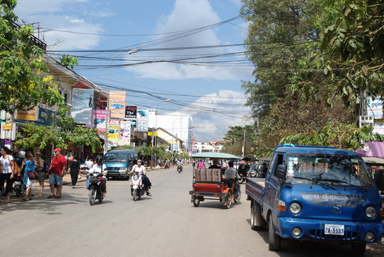 Lurking dangers in Siem Reap