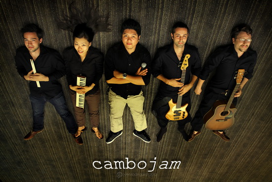 Cambojam - lively, fun and well worth a look in