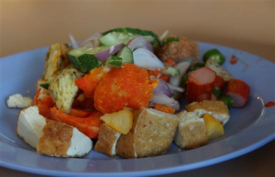 Indian rojak