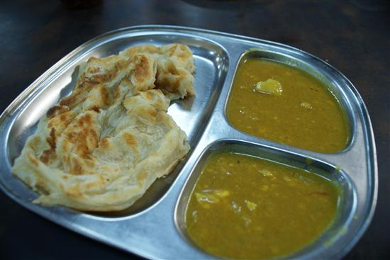 Roti prata: So simply, so yummy!