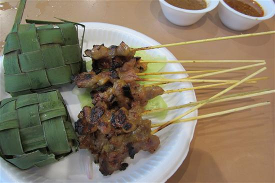 Skewers of happiness.