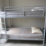 Could you call a dorm bed home for a month?
