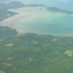 f coming from Chumphon, grab a seat on the right side of the plane for an ocean view.