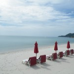 Time it right, and Chaweng beach is all yours.