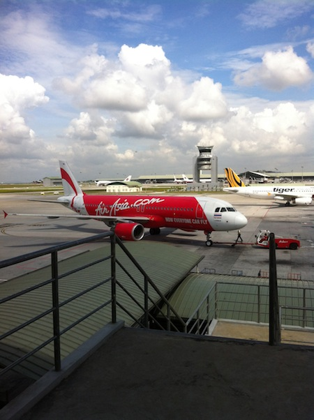 Air Asia, you're being such a good sport about all this; let's hope your customers can do the same.