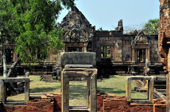 Buriram's Muang Tam site