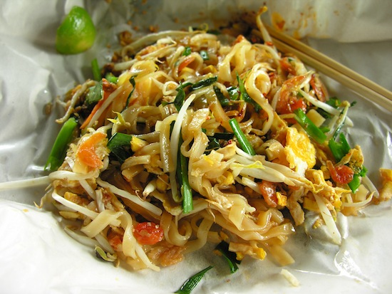 Not your average pad Thai.