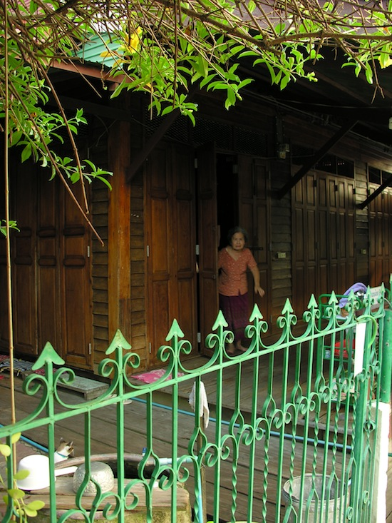 Baan Song Thai Basee -- now that's what a homestay should look like.