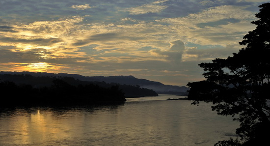 The Mekong view