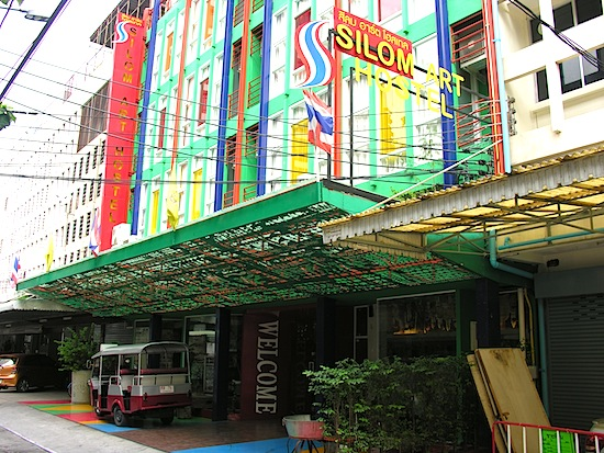 Silom 14 just got a lot more colourful.