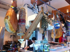 Why not take home a whole leg of prosciutto while you're at it?