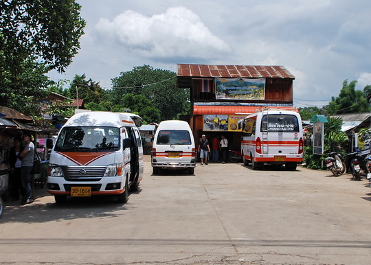 Pai bus station