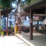 Entry to the chillest bar on the beach