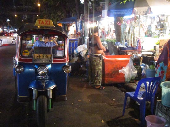 sight profile thailand bangkok surrounds